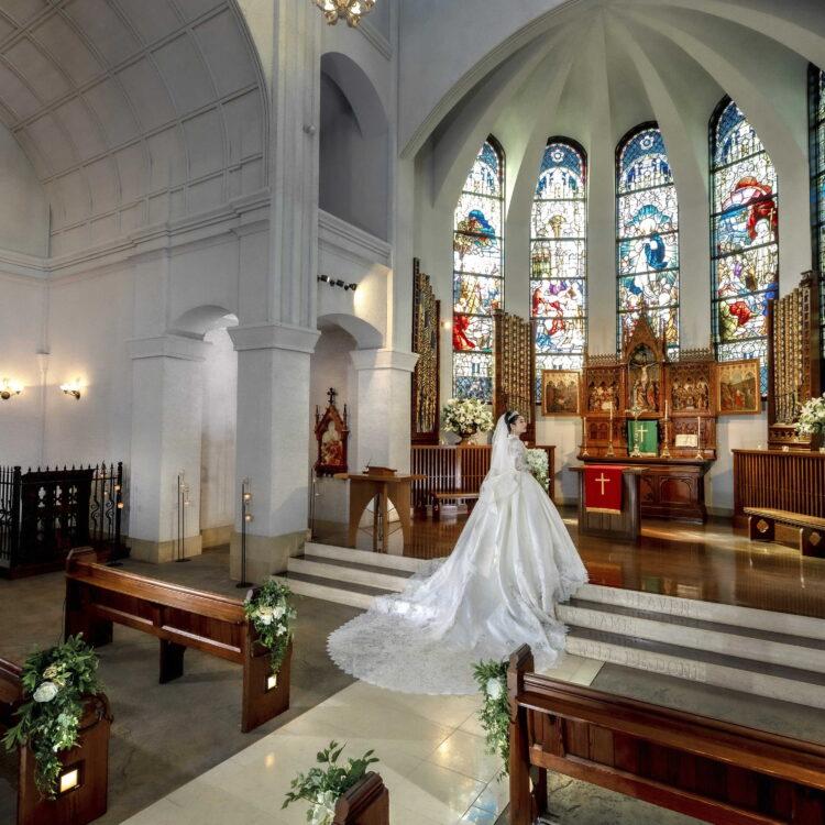 【平日おススメ】大聖堂挙式体験×全館貸切見学会