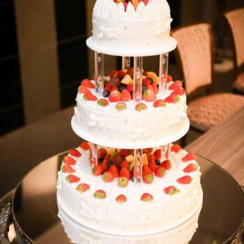 披露宴 ケーキ