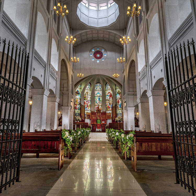 聖フランチェスカ大聖堂
